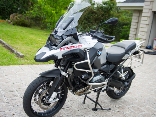 Oferta de BMW R 1200 Gs Adventure por R$ 71.000