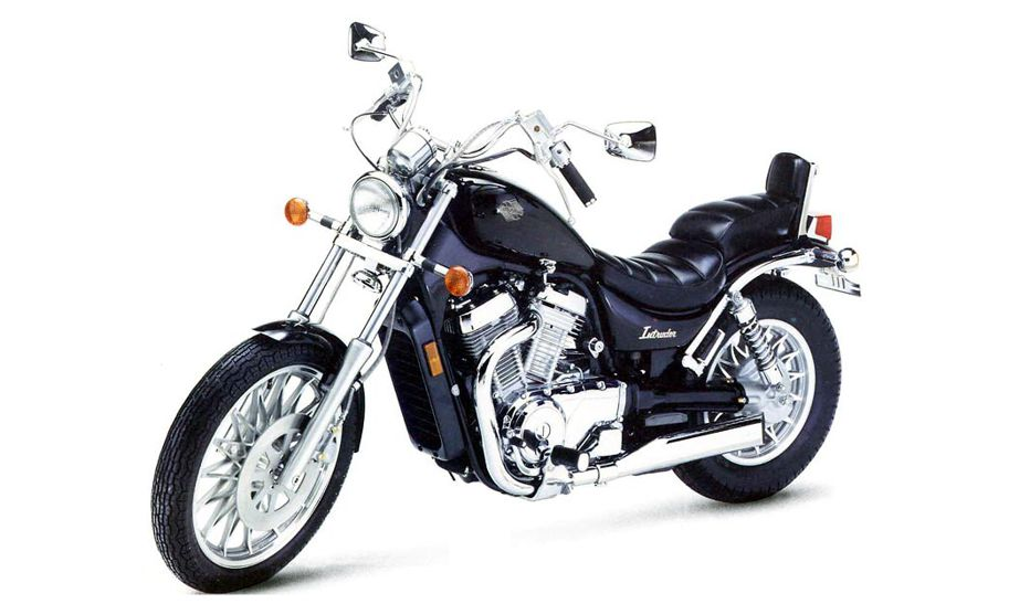 Suzuki Intruder VS 800 GLP